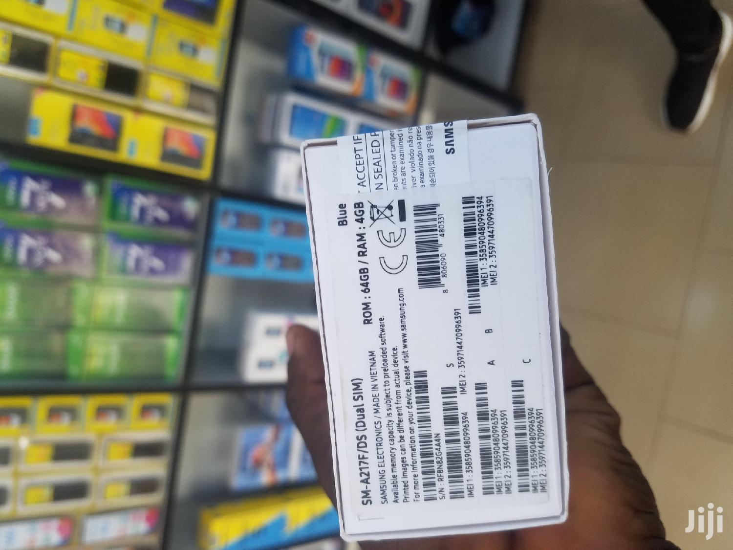 New Samsung Galaxy A21s 64 GB Black | Mobile Phones for sale in Madina, Greater Accra, Ghana