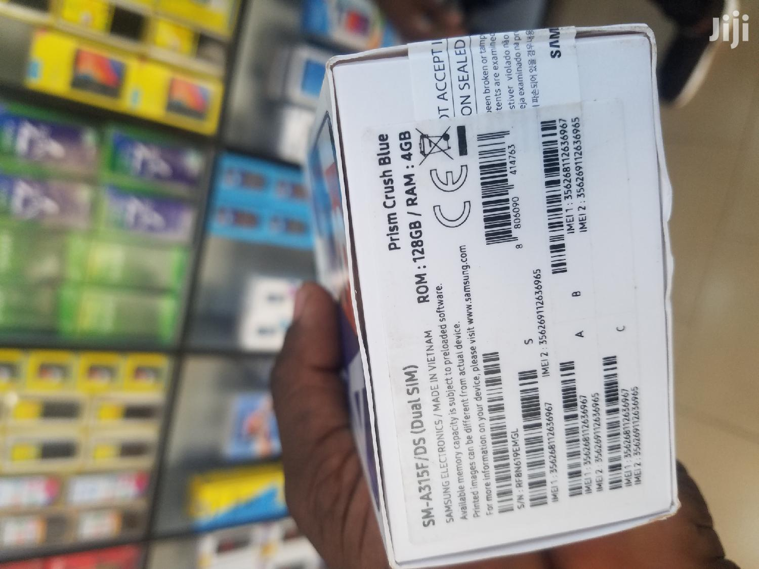 New Samsung Galaxy A31 128 GB | Mobile Phones for sale in Madina, Greater Accra, Ghana