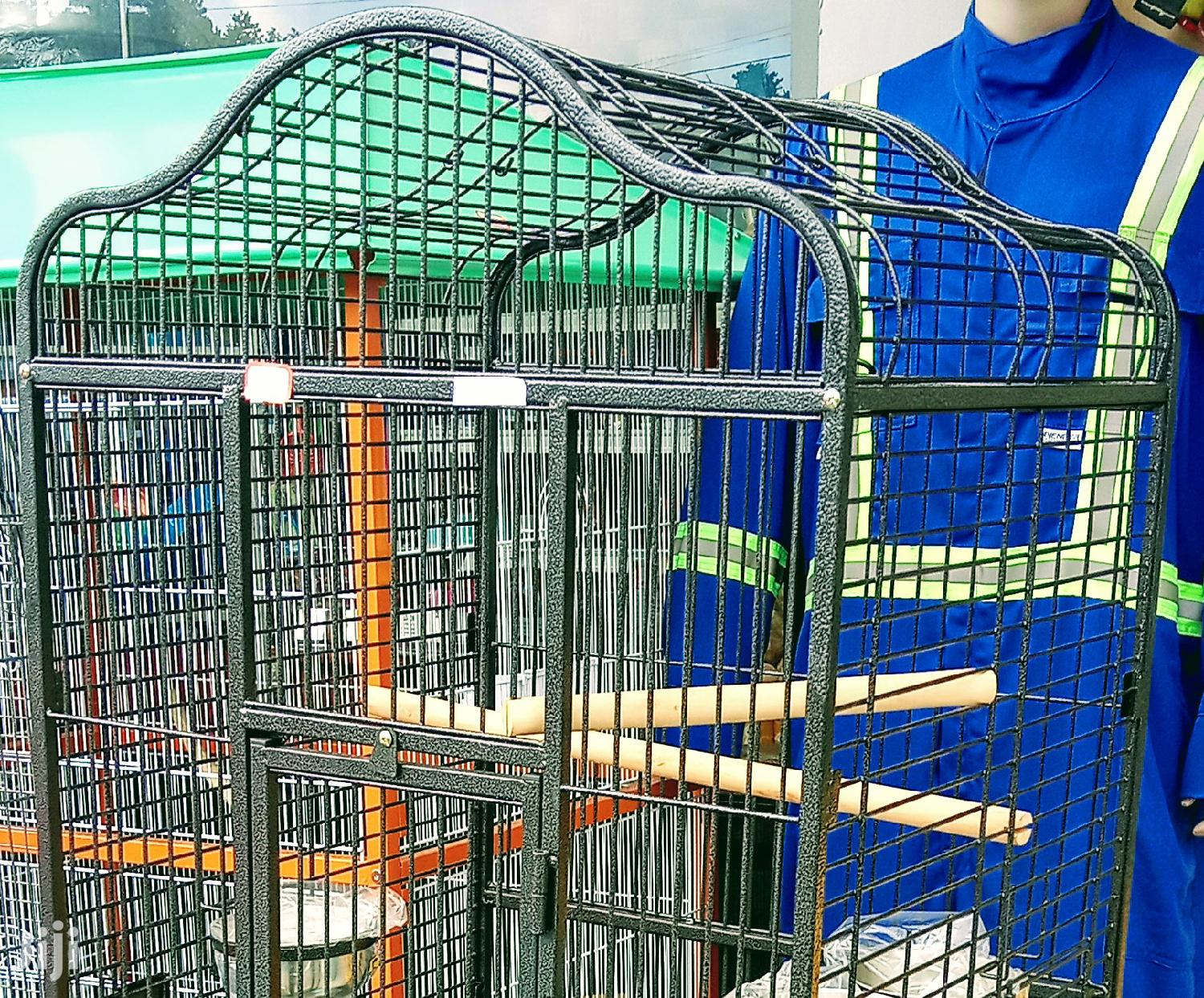 Cockatoo Aviary Cage For Home Purpose | Pet's Accessories for sale in Achimota, Greater Accra, Ghana