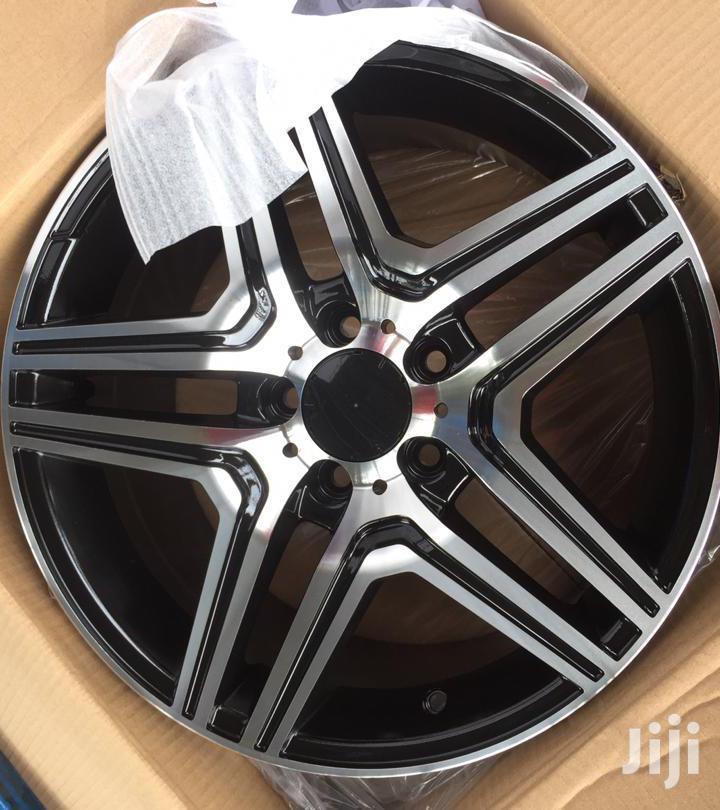 Benz Alloy Rims