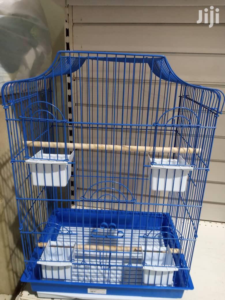 Max Birds Cage