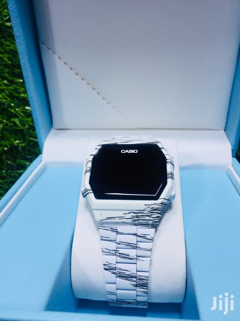 Wooden Casio Touch Watch | Watches for sale in Accra Metropolitan, Greater Accra, Ghana