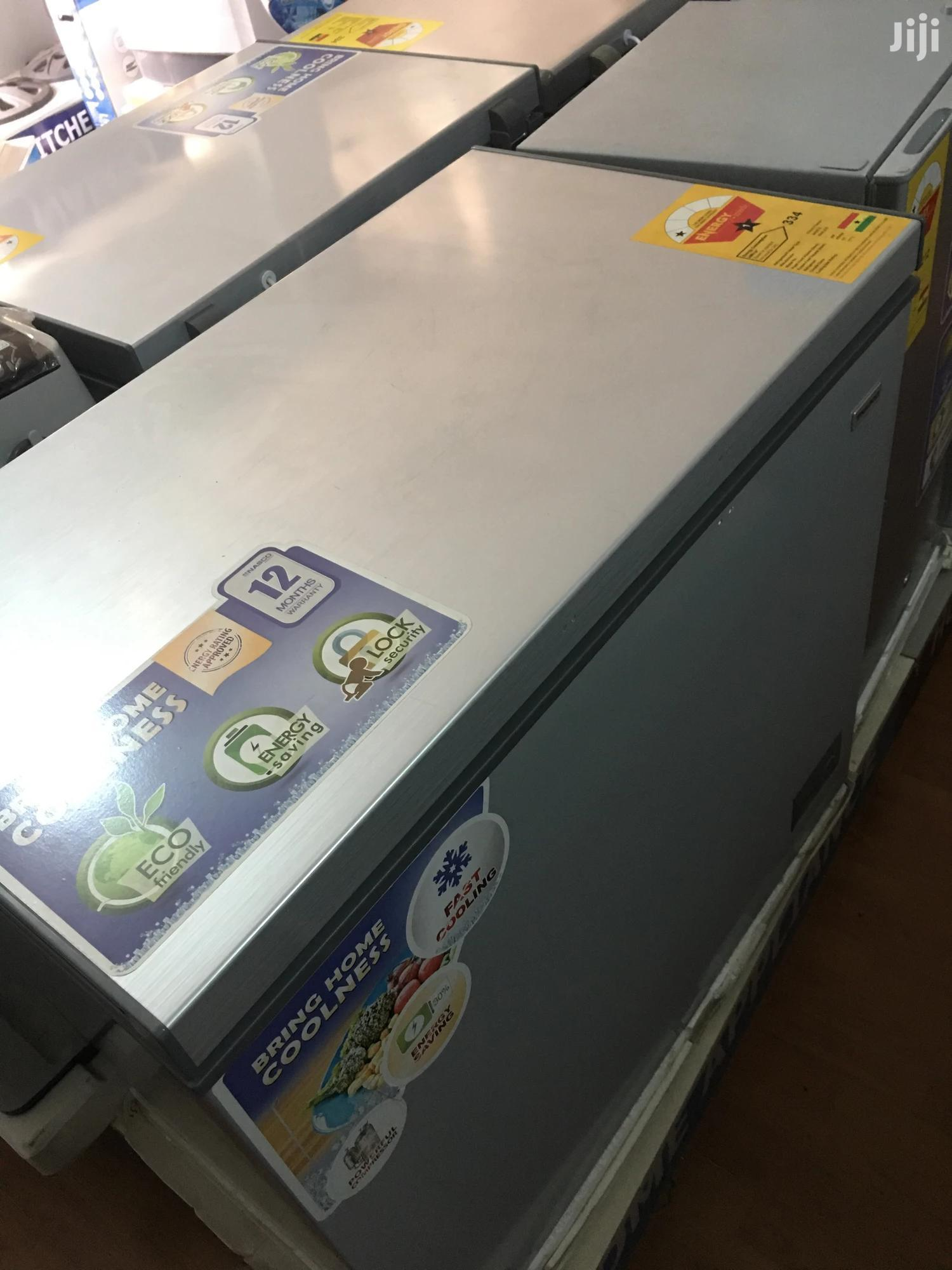 Nasco Chest Freezer