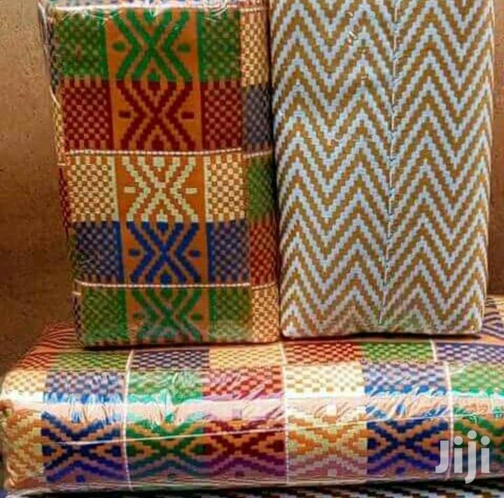 Beautiful Yellow Engagement Kente Cloth   Clothing for sale in Labadi-Aborm, Greater Accra, Ghana