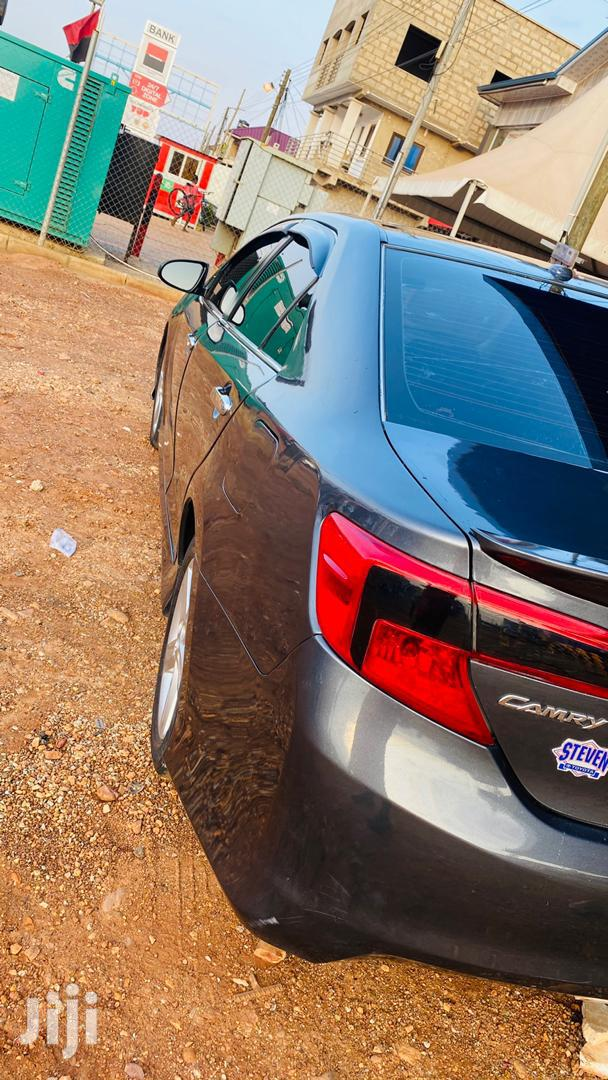 Toyota Camry 2013 Gray | Cars for sale in Teshie-Nungua Estates, Greater Accra, Ghana