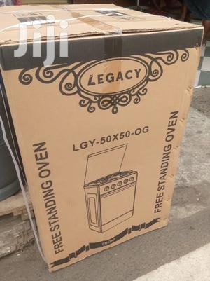 Legacy 4 Burner Gas Cooker With Oven Grill Black Mirror   Kitchen Appliances for sale in Greater Accra, Accra Metropolitan