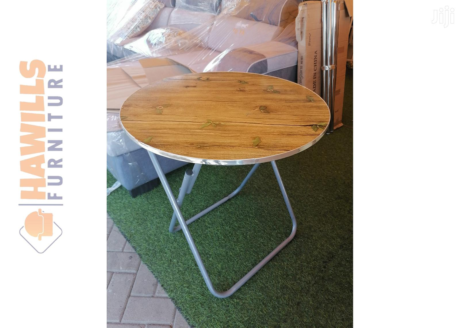 Foldable Table