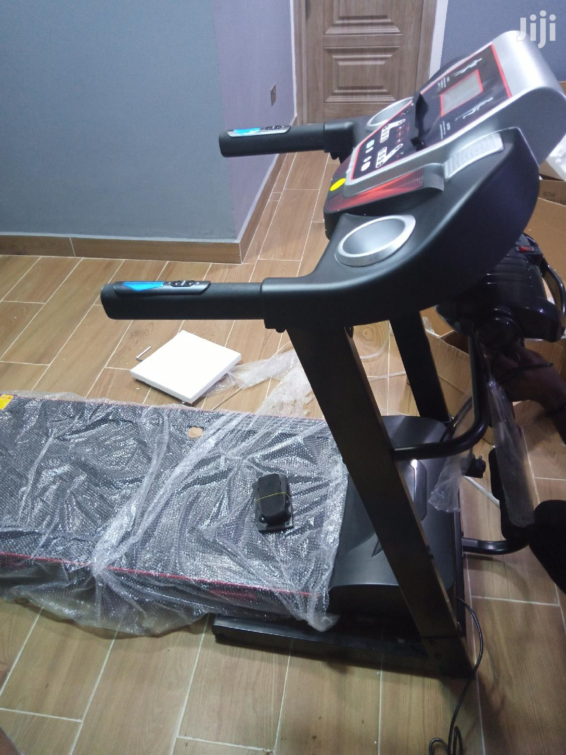Treadmill With Massager (110kg) | Sports Equipment for sale in Kwashieman, Greater Accra, Ghana