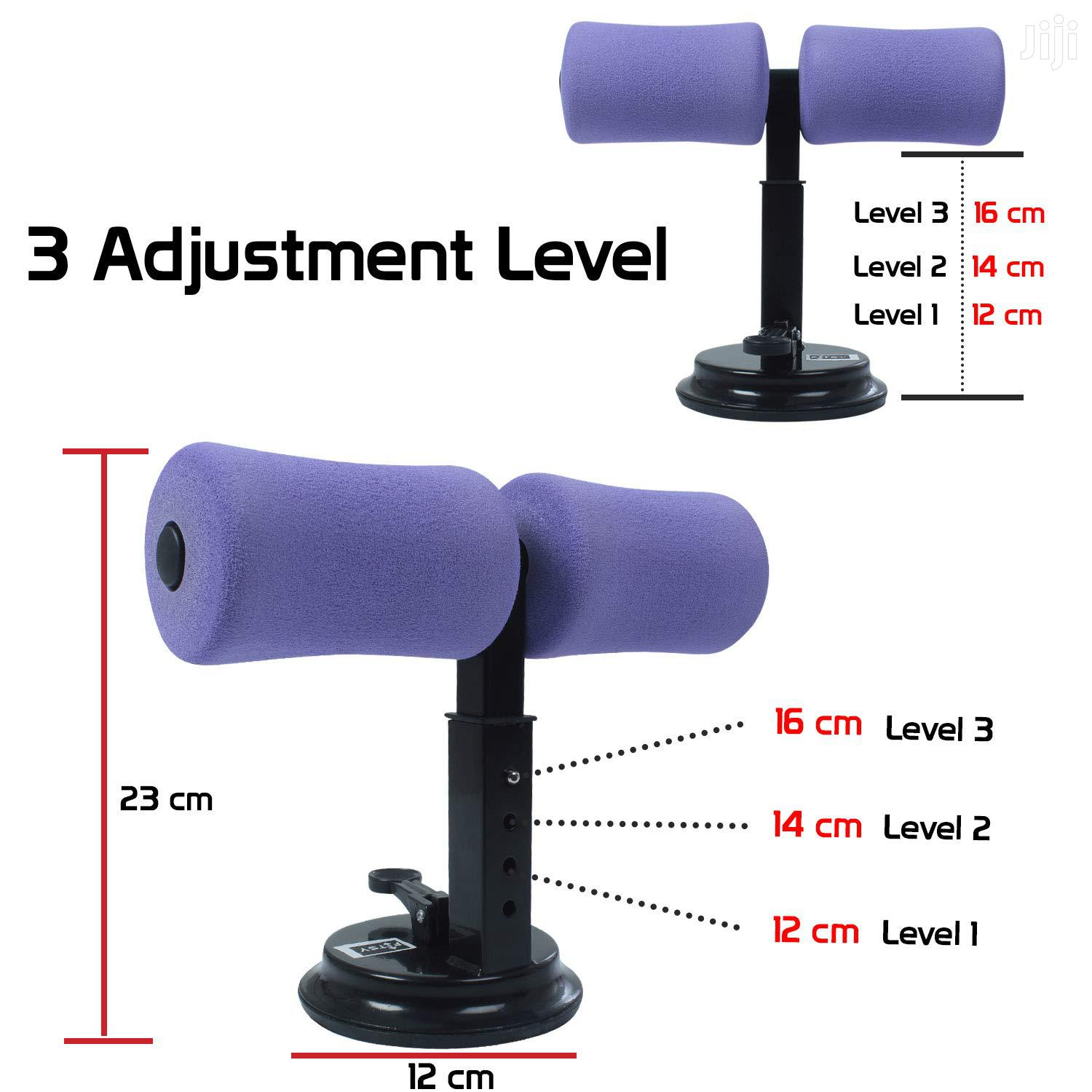 Situp Bar Adjustable Self-suction   Sports Equipment for sale in Accra Metropolitan, Greater Accra, Ghana