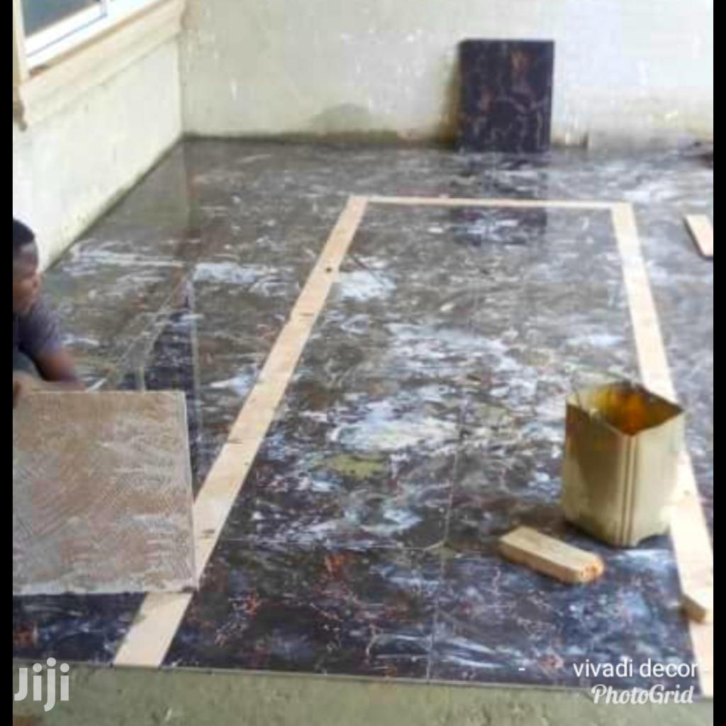 EXPERT Floor & Wall Tiler   Building & Trades Services for sale in Ga East Municipal, Greater Accra, Ghana