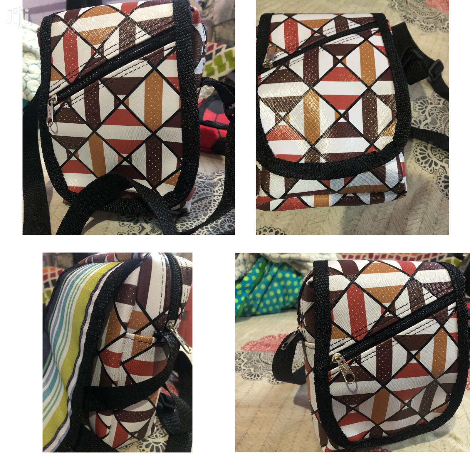 Cross Bag Available