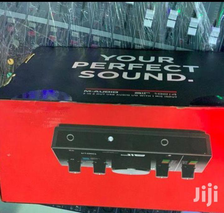 M-audio Air 192/14 8-in,4-out MIDI/ Audio Interface | Audio & Music Equipment for sale in Accra Metropolitan, Greater Accra, Ghana