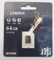 Original Kingston SD Memory Card 64GB | Accessories & Supplies for Electronics for sale in Greater Accra, Accra new Town