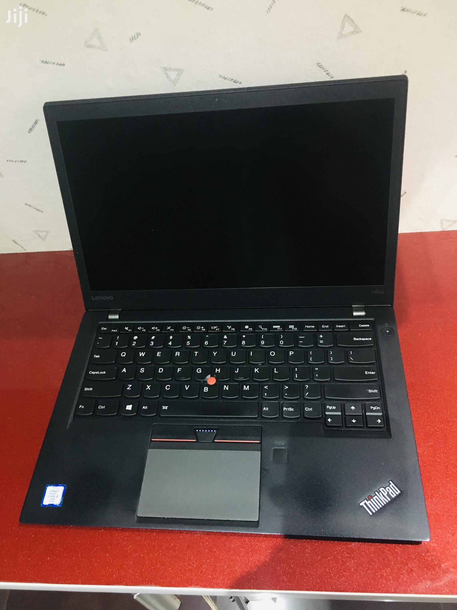 Archive: Laptop Lenovo ThinkPad T460s 8GB Intel Core i5 SSD 128GB