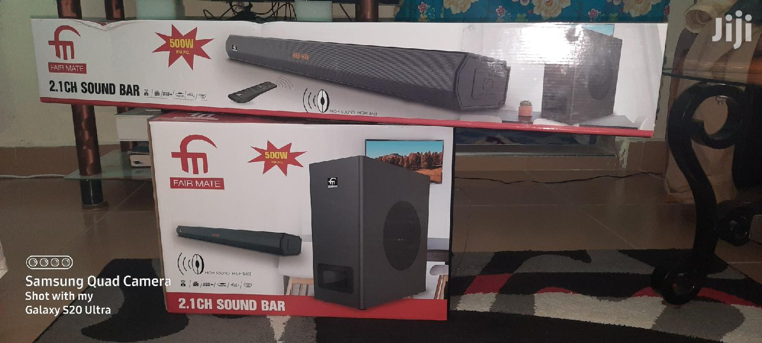 Archive: Fairmate Sound Bar Home Theater