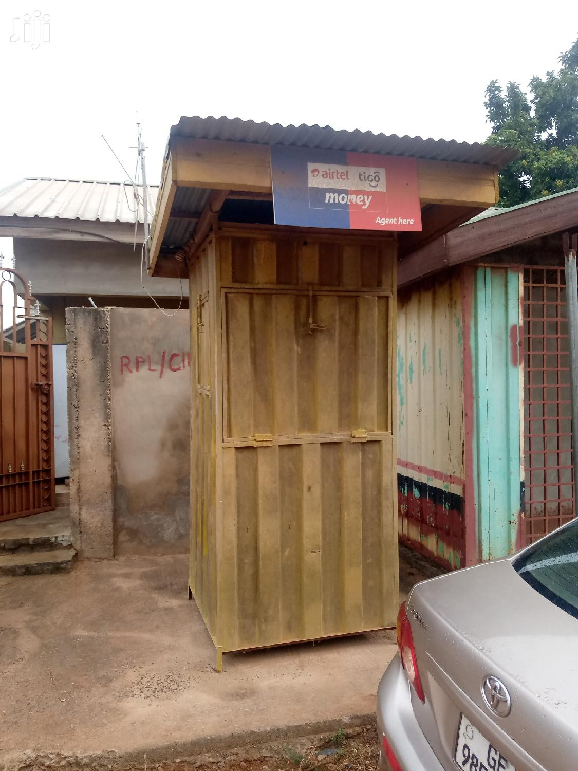 Mobile Money Container For Sale | Commercial Property For Sale for sale in Tema Metropolitan, Greater Accra, Ghana