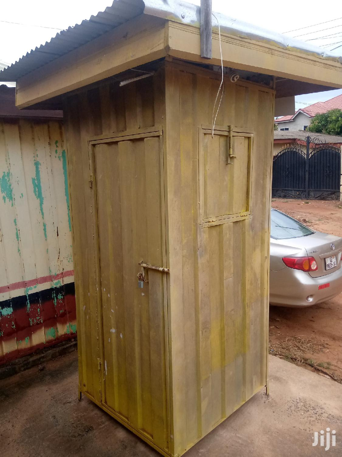 Mobile Money Container For Sale