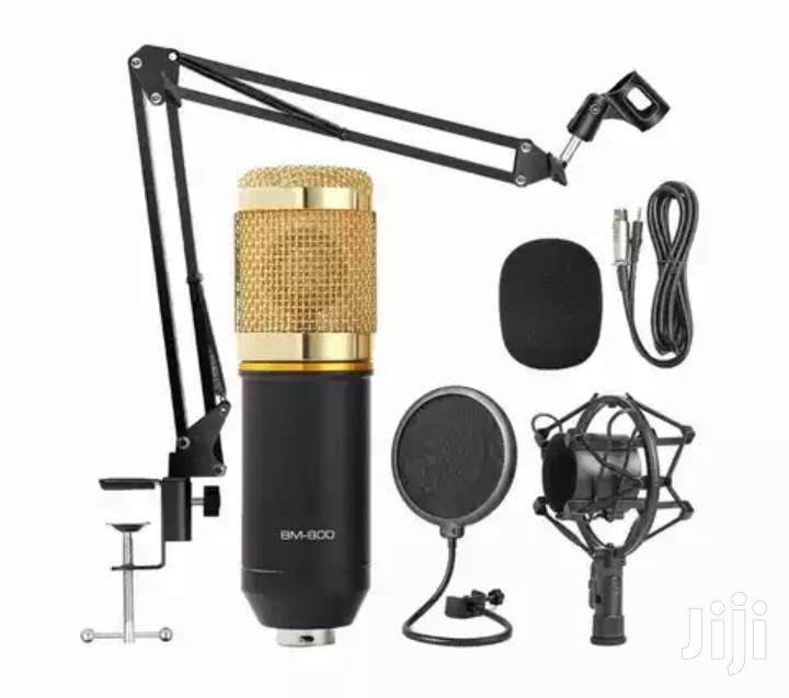 Studio Microphone Aux Usb Recording | Audio & Music Equipment for sale in South Labadi, Greater Accra, Ghana