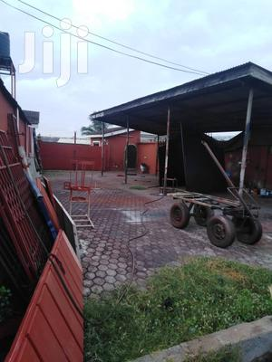 Chamber Self Self On Two Plot At Teshie Close To Road Side   Land & Plots For Sale for sale in Teshie, New Town