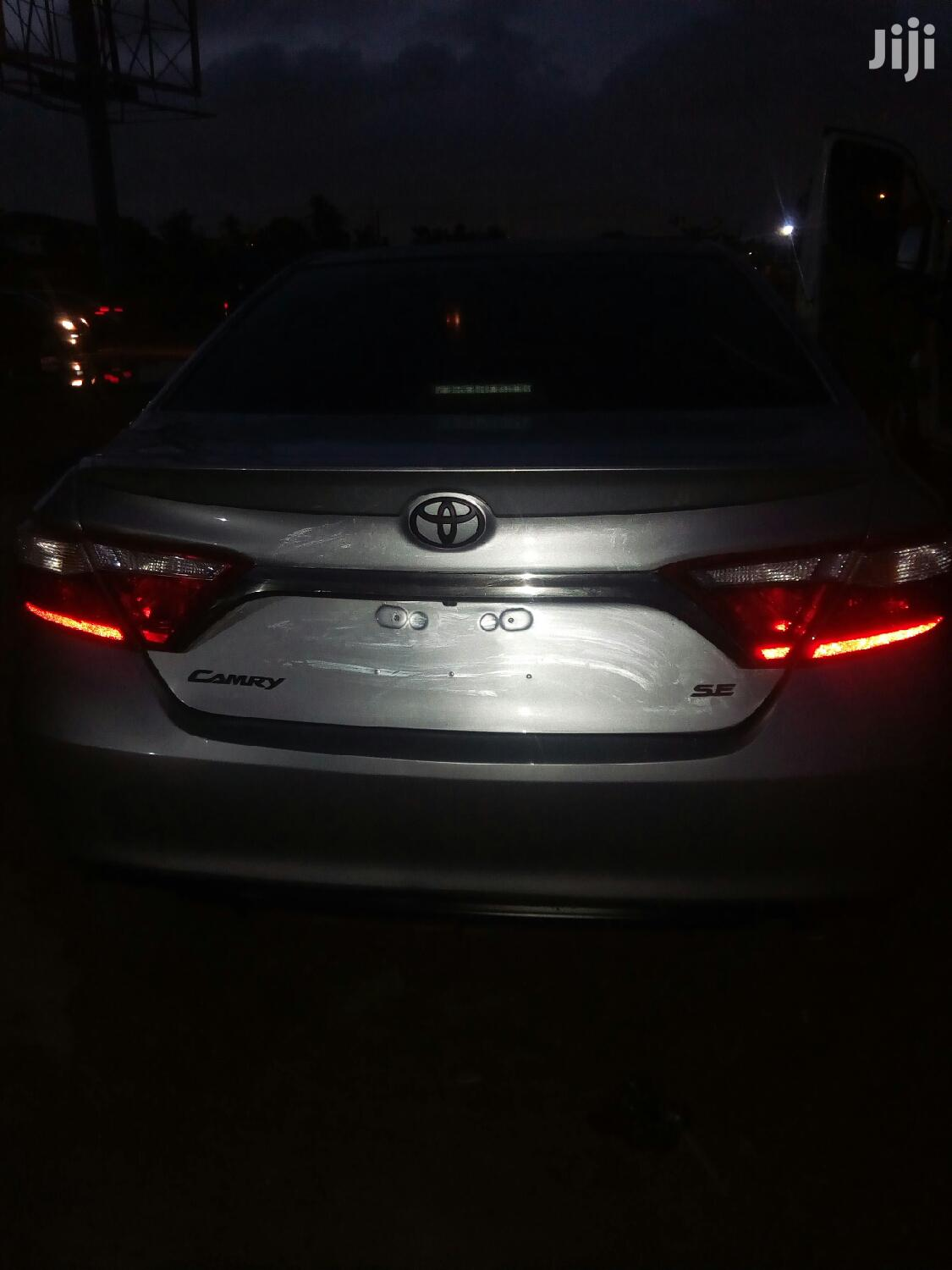 Archive: Toyota Camry 2014 Gray