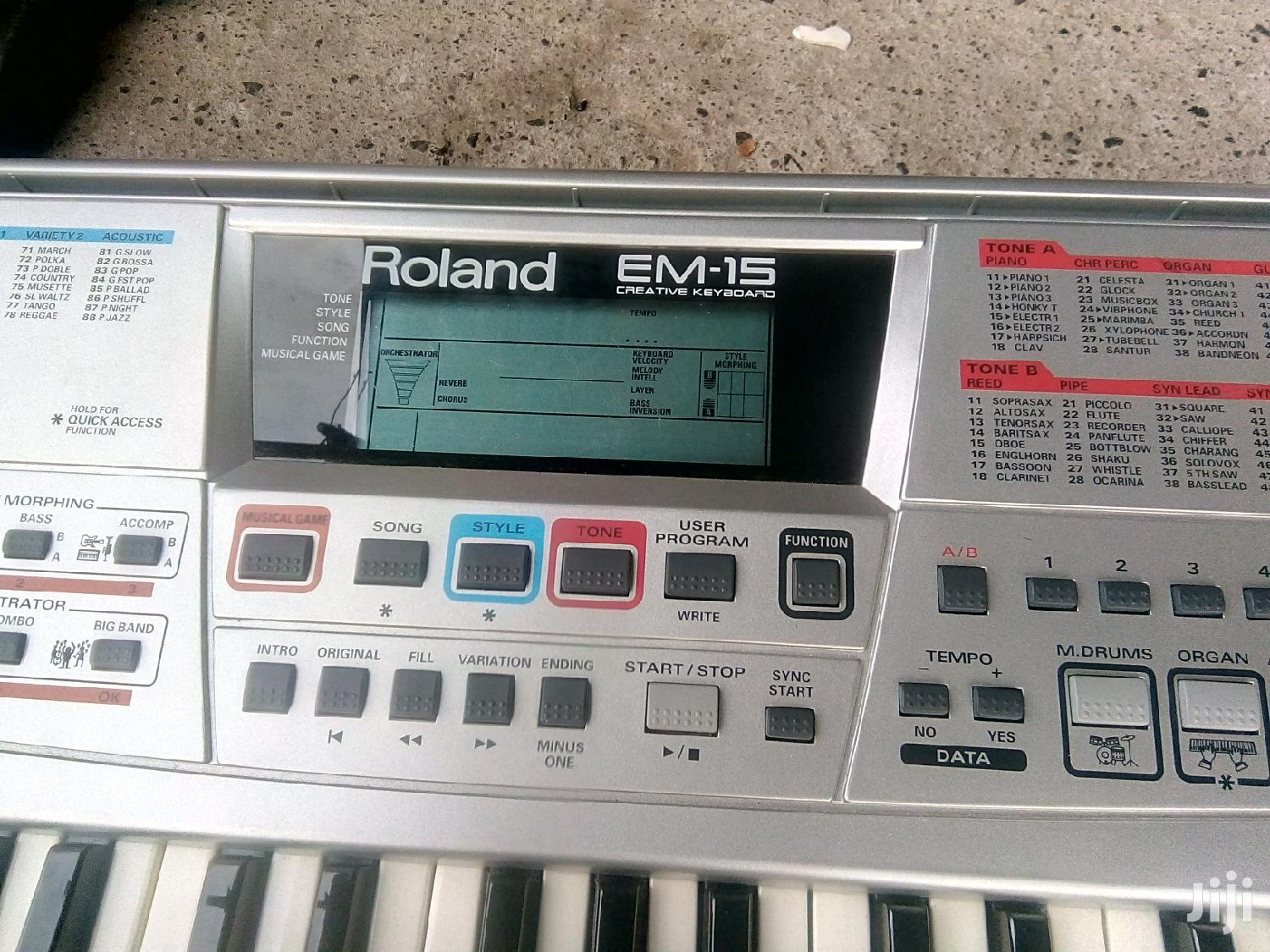 Roland EM-15 | Musical Instruments & Gear for sale in Cantonments, Greater Accra, Ghana