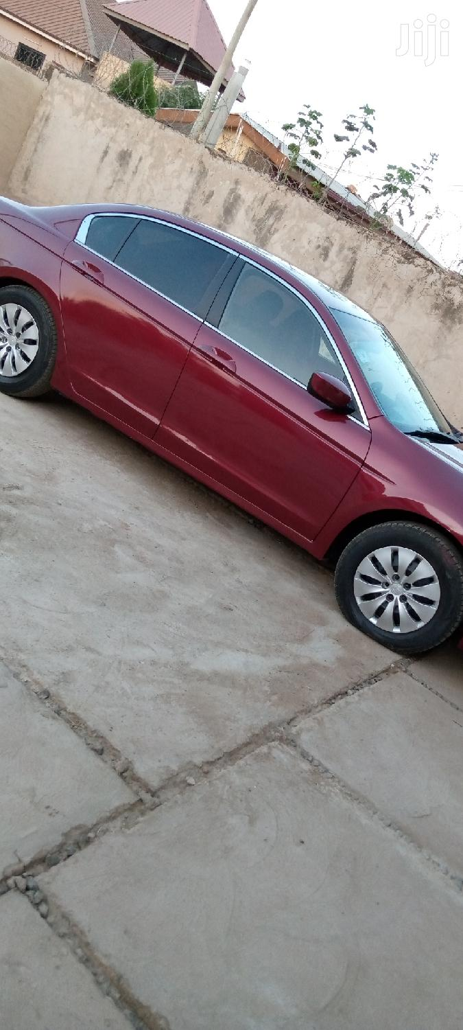 Honda Accord 2009 Red | Cars for sale in Adenta Municipal, Greater Accra, Ghana