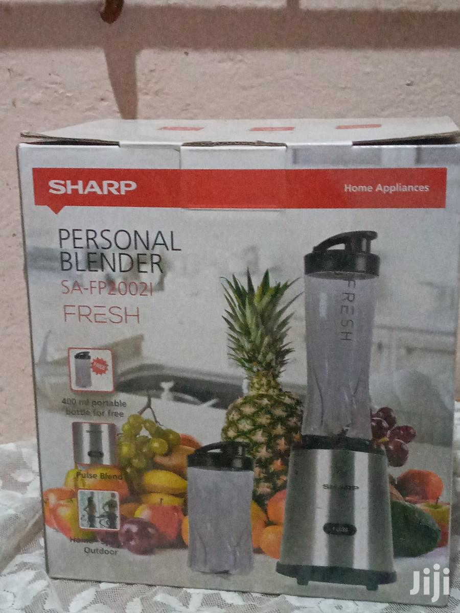 Sharp Active Smoothie Personal Blender