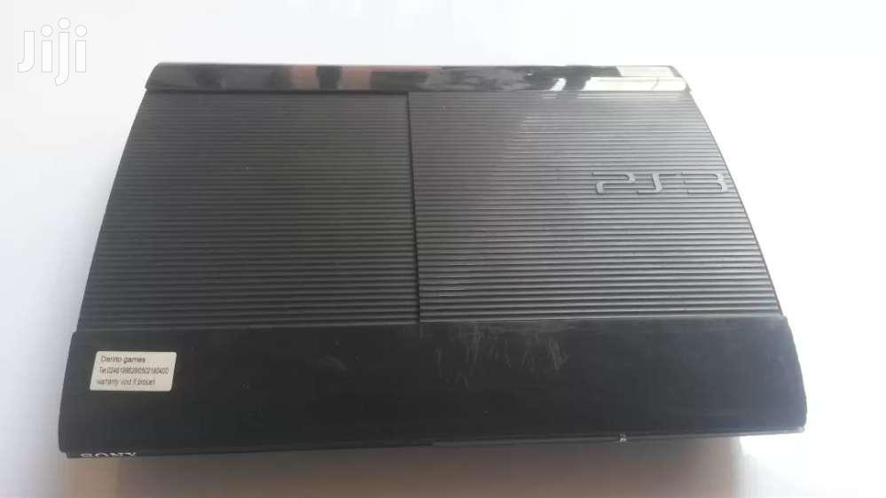 PS3 SUPER SLIM JAILBREAK