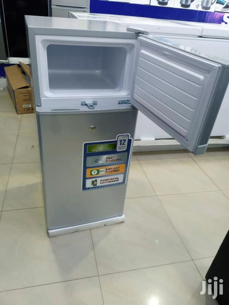 Nasco Nasf2-12s Double Door Refrigerator