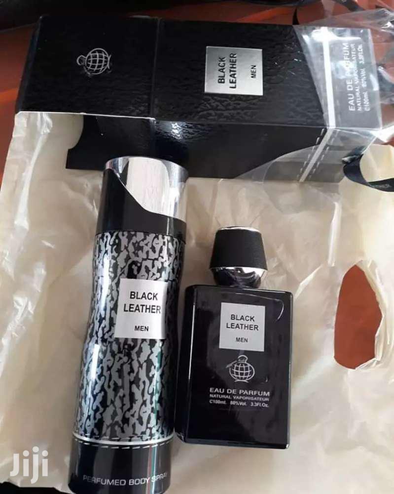 Black Leather Perfume