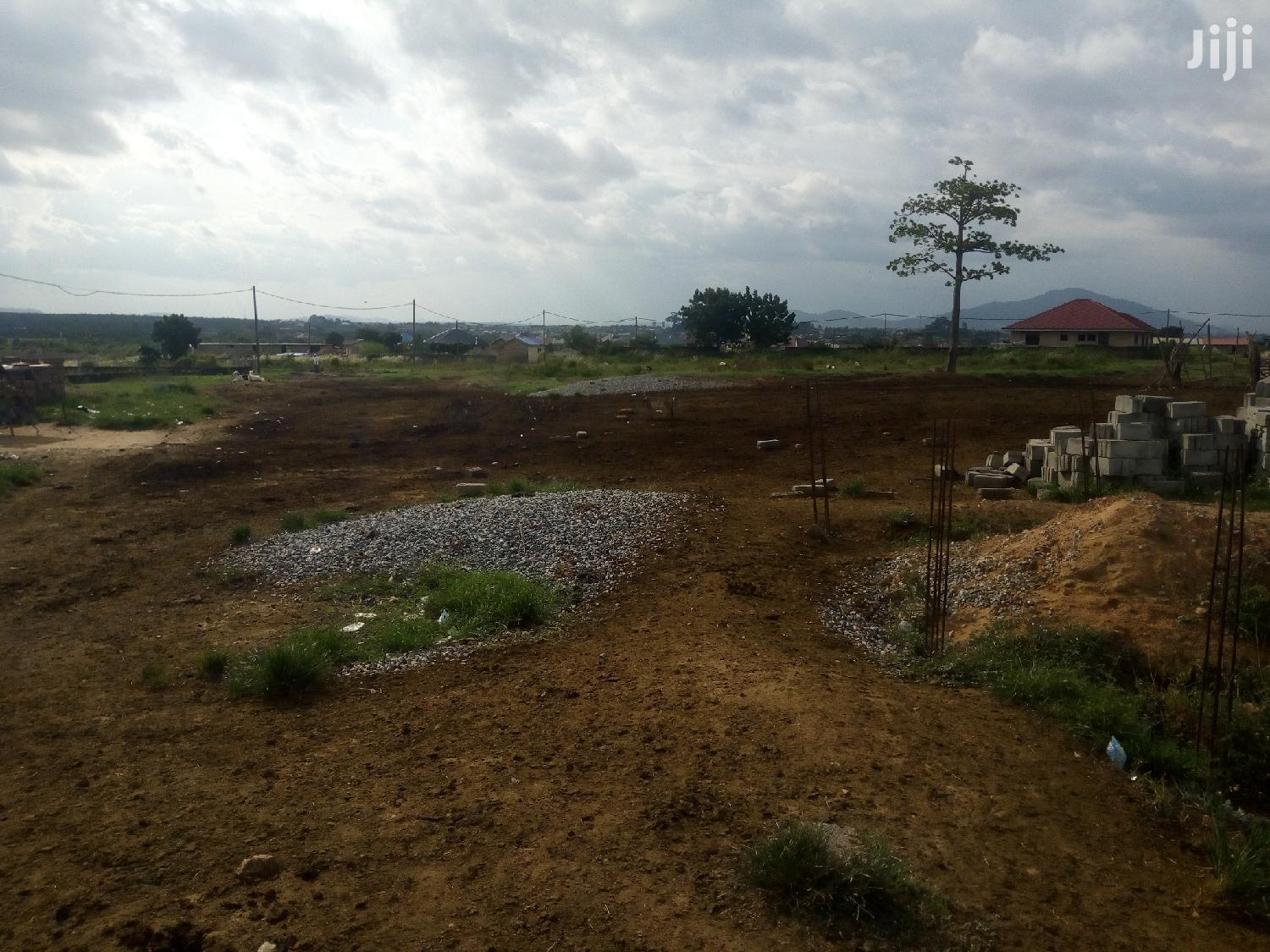 Plot Of Land For Sale At Sarpiema Opah