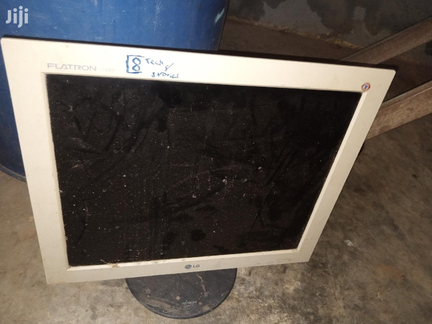 """19"""" LG Monitor(Used)   Computer Monitors for sale in Labadi-Aborm, Greater Accra, Ghana"""