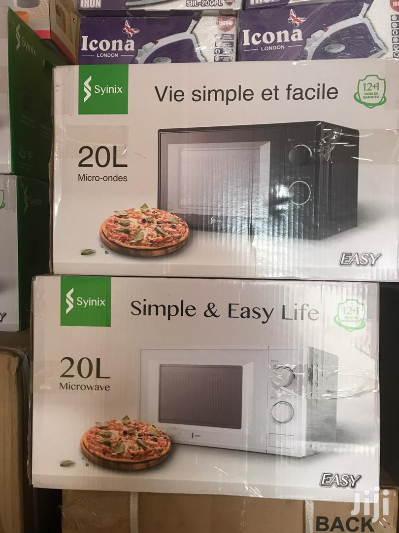 Syinix 20litres Microwave | Kitchen Appliances for sale in Accra Metropolitan, Greater Accra, Ghana