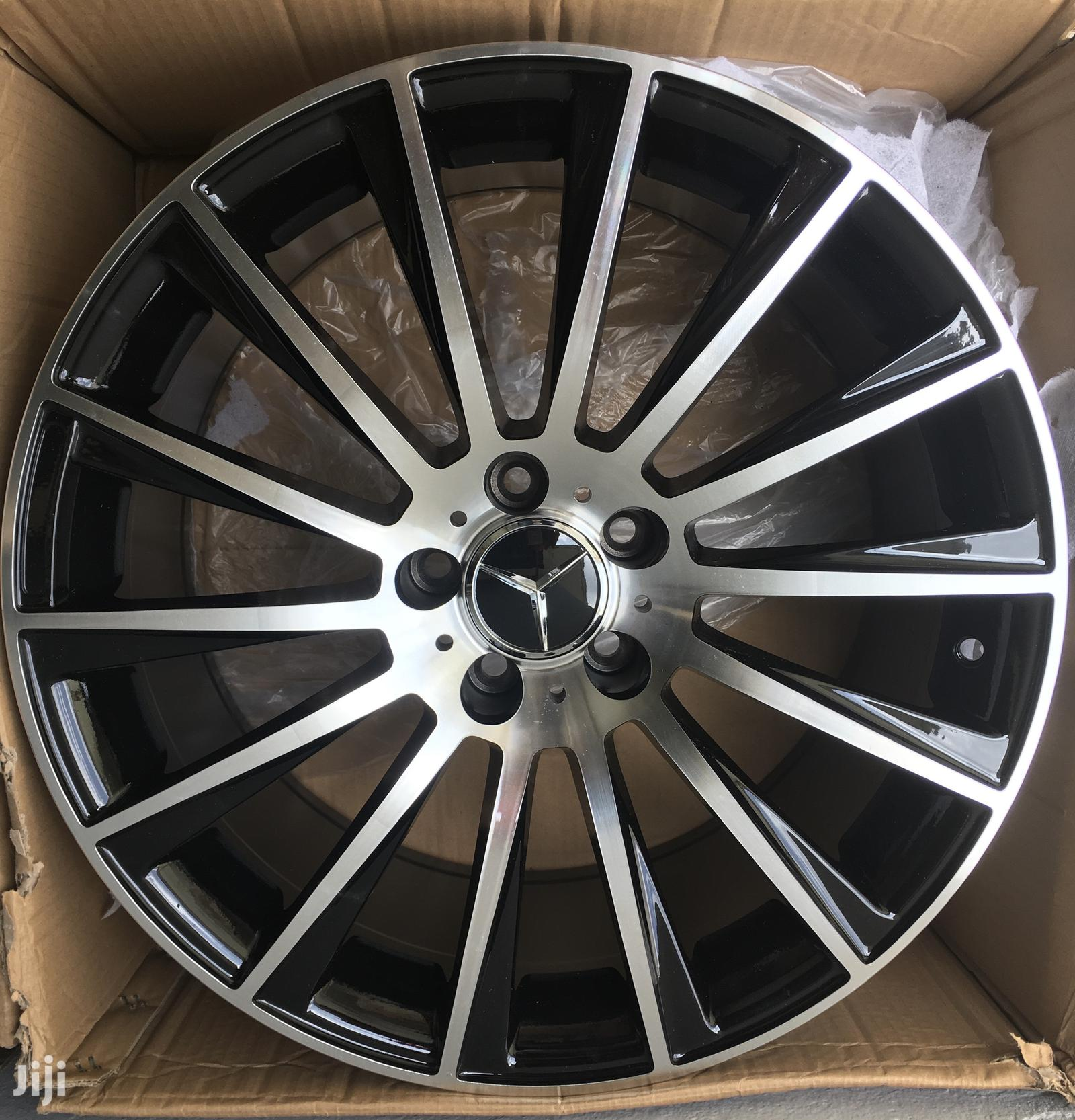 "New Mercedes Benz Rims ""19"" 
