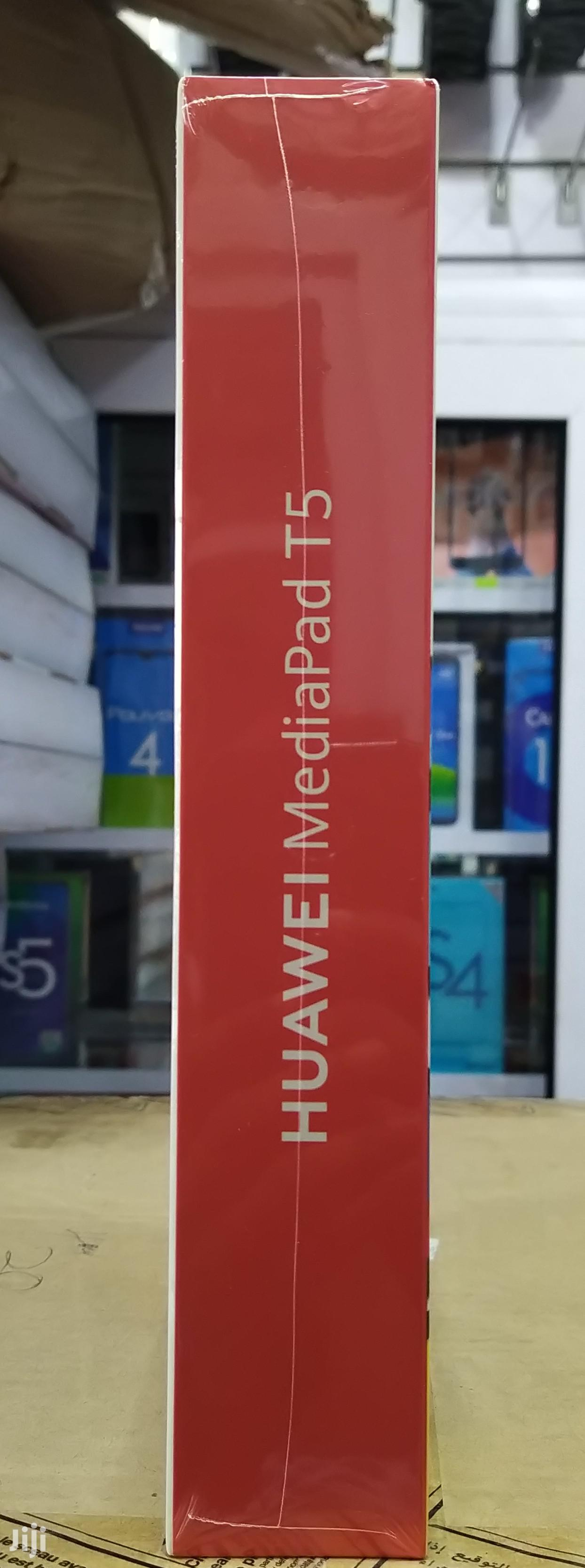 New Huawei MediaPad T5 10 32 GB Black | Tablets for sale in Avenor Area, Greater Accra, Ghana