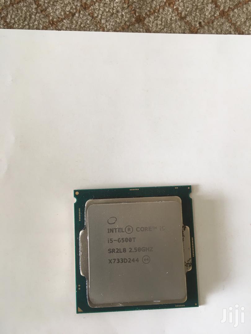 Archive: Intel Core I5 6500t 6th 7th Generation Desktop Processor