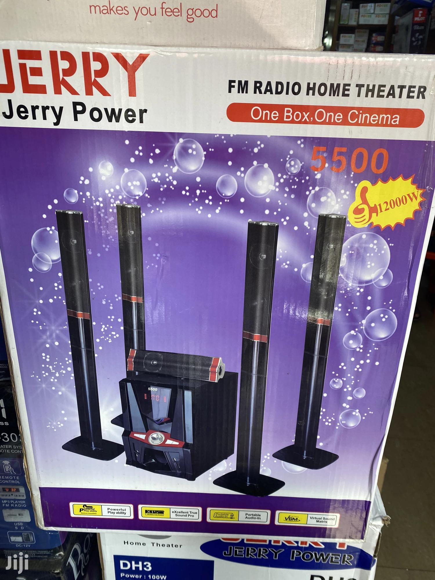 Archive: Jerry Power Home Theater