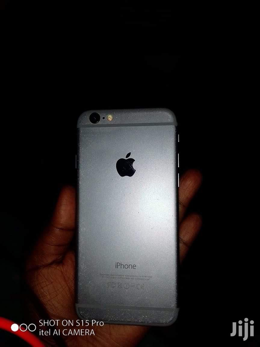 Archive: Apple iPhone 6 32 GB Silver