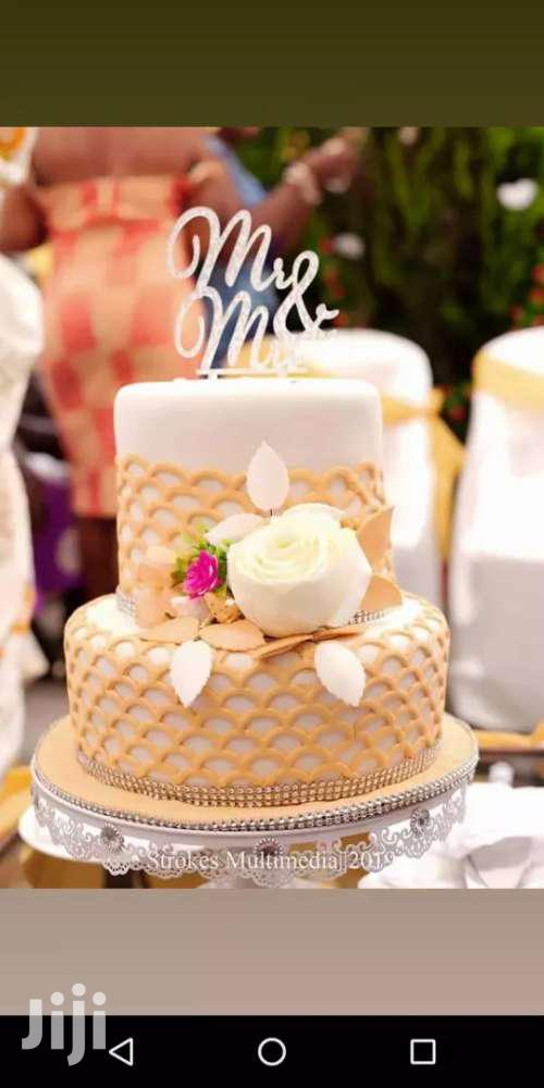 Wedding Cake And More