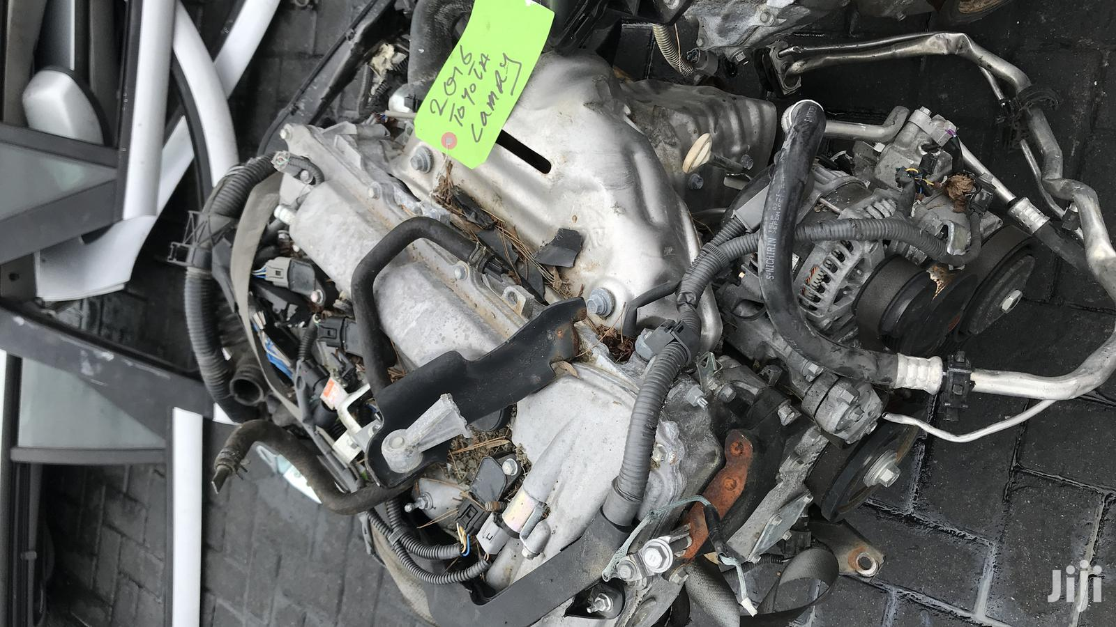 Archive: 2016 Toyota Camry Engine