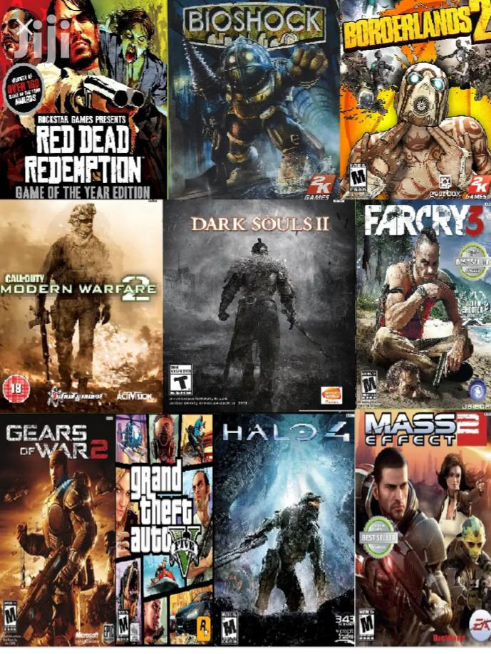 Archive: Get All Your Xbox 360 Games