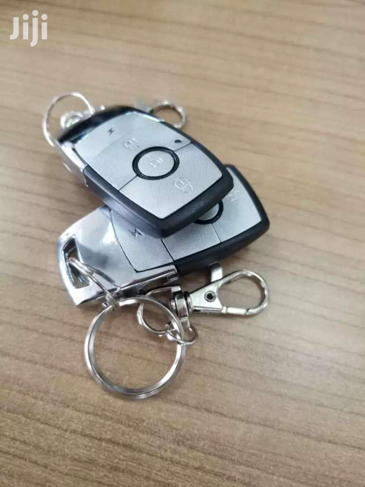 Car Alarm Remote Security Protection System