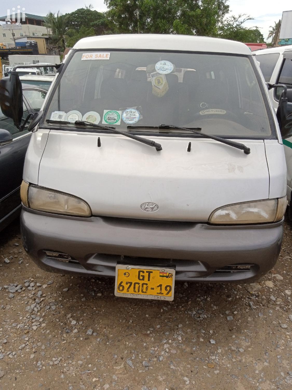 Hyundai H100 H1