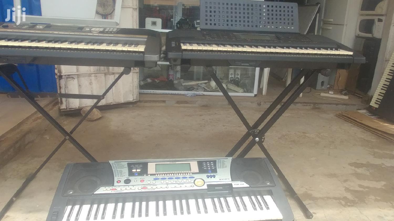 Archive: Yamaha PSR640 Keyboard
