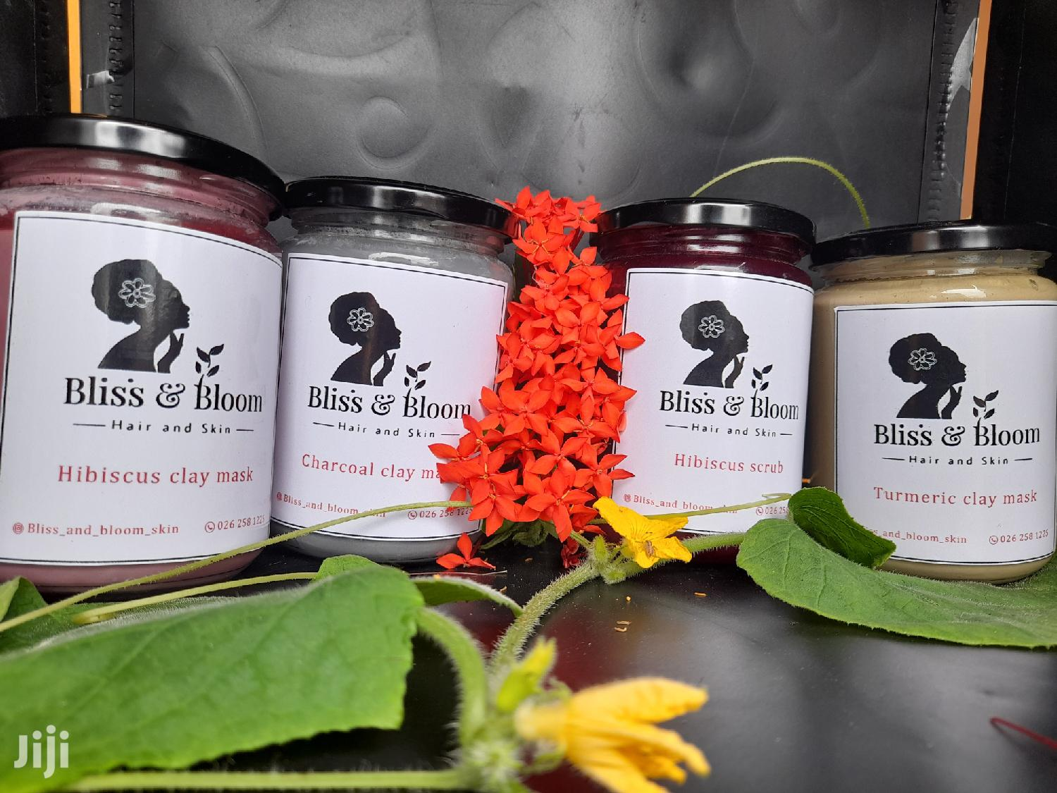 Archive: Bliss & Bloom Skin Care Products