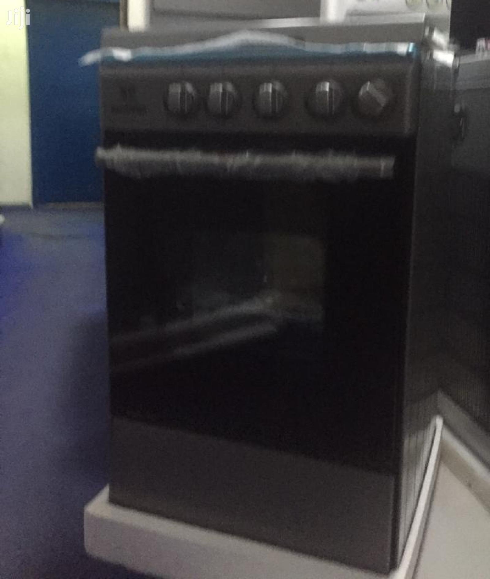 Nasco 4 Burner Oven & Grill Gas Cooker