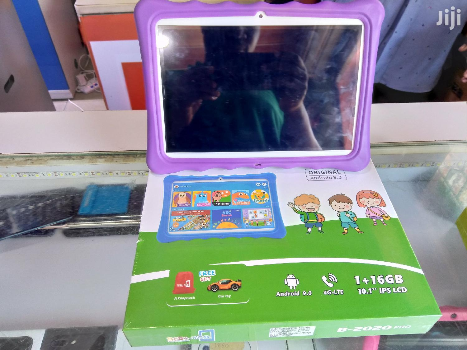 New Tablet 16 GB White