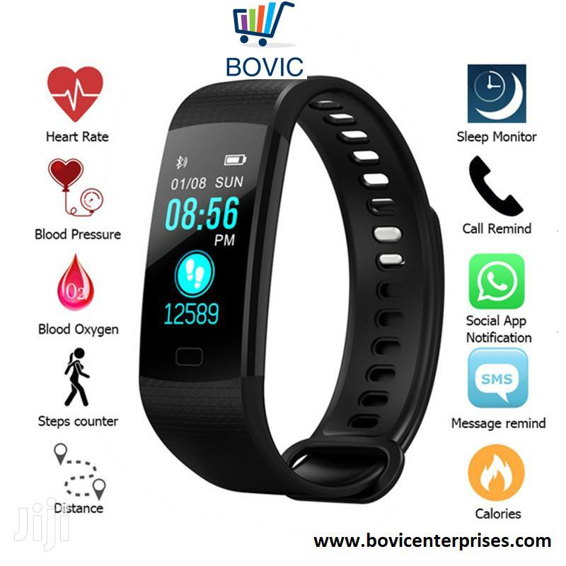 Fitness Smart Bracelet | Smart Watches & Trackers for sale in Airport Residential Area, Greater Accra, Ghana