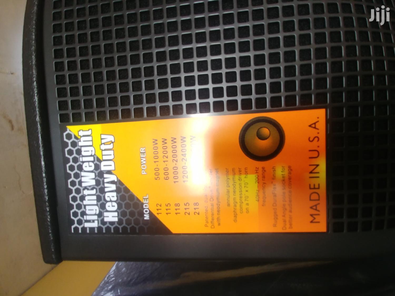 EV Full Range Speaker | Audio & Music Equipment for sale in Avenor Area, Greater Accra, Ghana