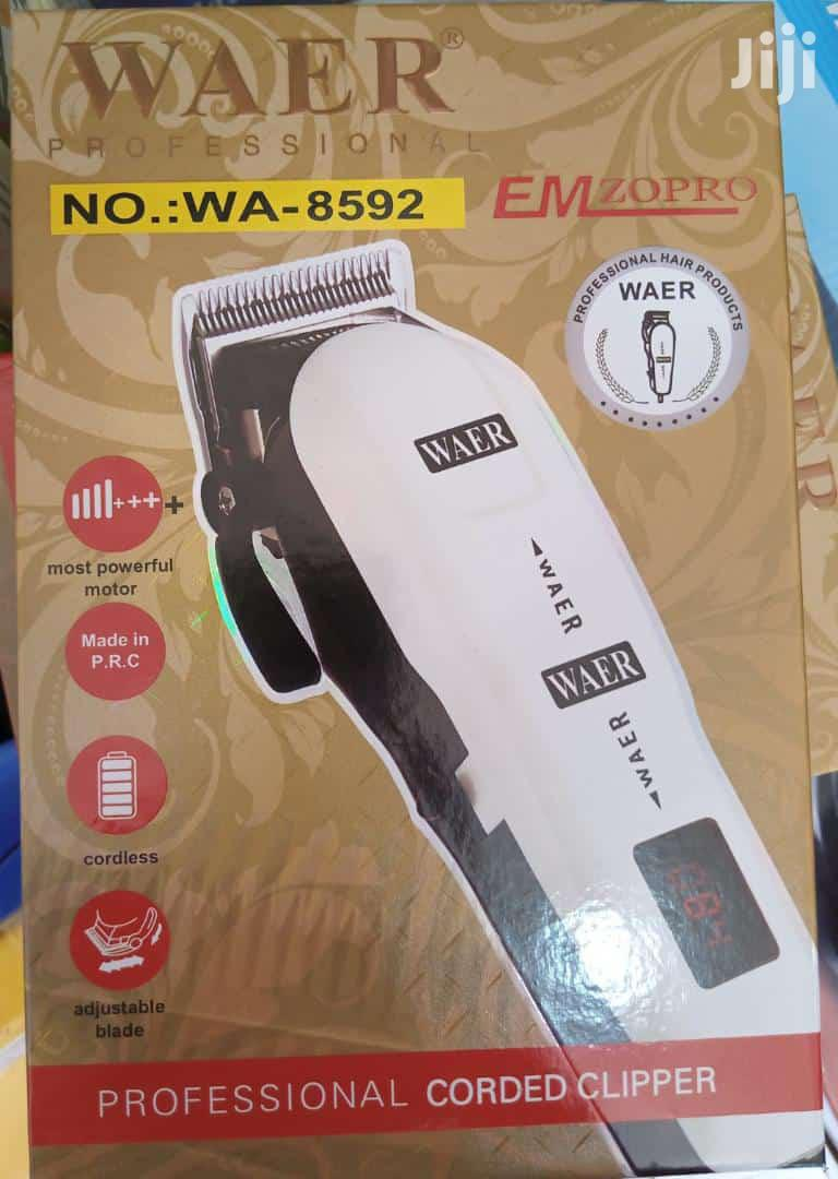 Digital Rechargeable Cordless Hair Clipper